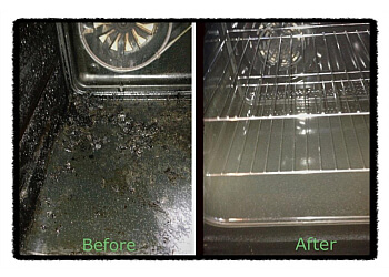 Essential Oven Cleaning