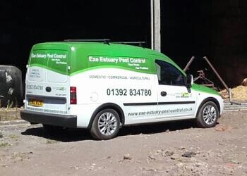 Exe Estuary Pest Control