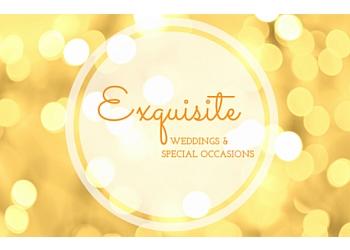 Exquisite Weddings & Special Occasions Ltd.