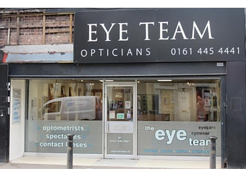 THE EYE TEAM