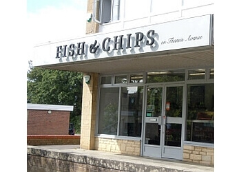 FISH & CHIPS on Thames Avenue