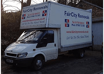 FairCity Removals and Courier Services Limited