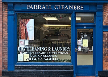 Farrall Cleaners Ltd