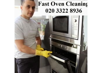 Fast Oven Cleaning