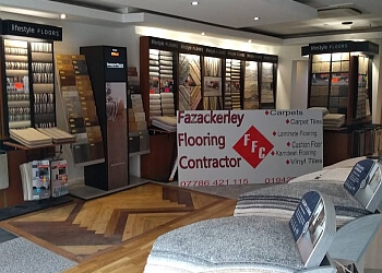Fazackerley Flooring Contractor