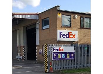 FedEx UK Station