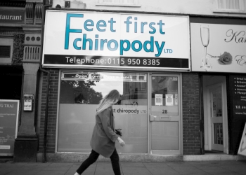 Feet First Chiropody Ltd.