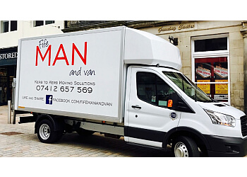 Fife Man and Van