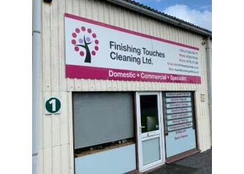 Finishing Touches Cleaning Ltd.