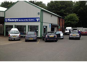 Finney's Service & MOT Centre Ltd.