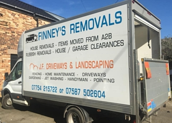 Finney's removals