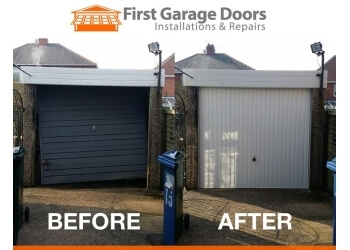 3 Best Garage Door Companies In Leeds Uk Expert