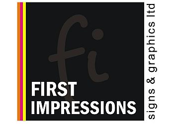 First Impressions Signs & Graphics Ltd