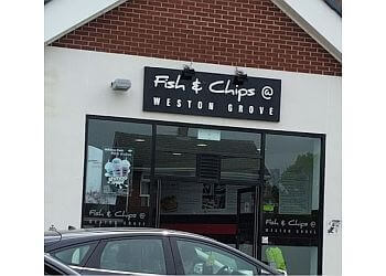 Fish & Chips @ Weston Grove