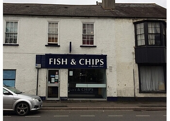Fish and Chips on Alphington Road