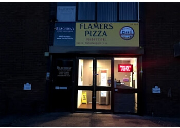 Flamers Pizza