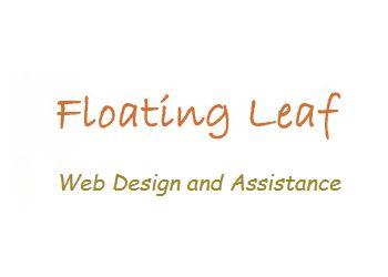 Floating Leaf Web Design
