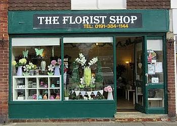 THE FLORIST SHOP