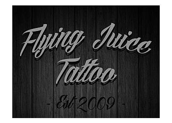 Flying Juice Tattoo