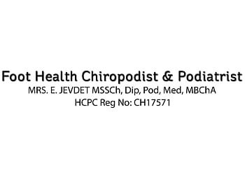 Foot Health Chiropodist & Podiatrist