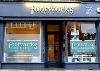Foot Works Podiatry Clinic Ltd.