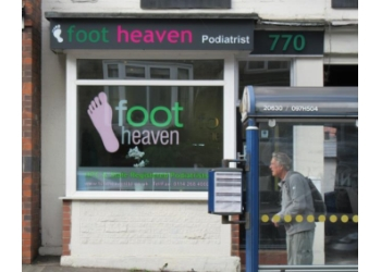 Foot heaven LTD.