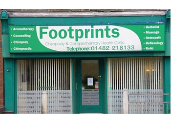Footprints Chiropody & Complementary Health Clinic Ltd.