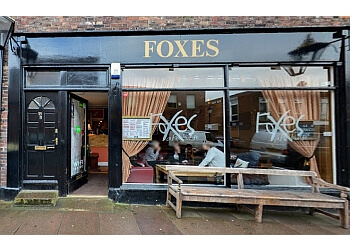 Foxes Cafe Lounge