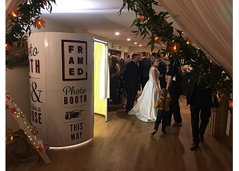 Framed Booth Hire UK