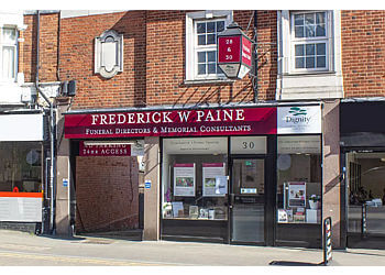 Frederick W Paine Funeral Directors