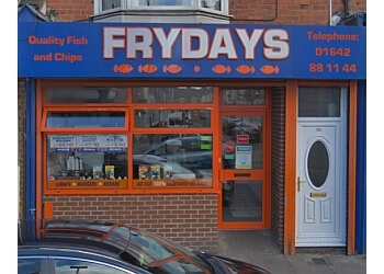 Frydays Chippy
