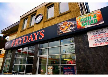 Frydays Fish Bar and Grill