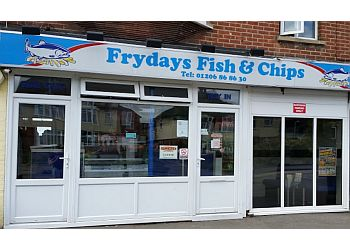 Frydays Fish N Chips