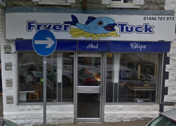 Fryer tuck fish and chip shop