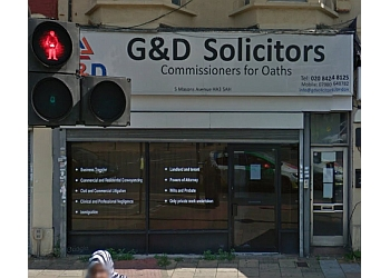G & D Solicitors Ltd.