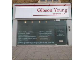 GIBSON YOUNG SOLICITORS LLP