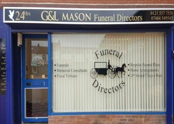 GLC Mason Funeral Directors Ltd