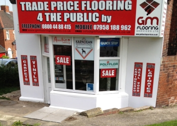 GM Flooring Services Ltd