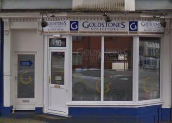 GOLDSTONES SOLICITORS