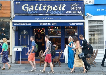 Gallipoli Cafe & bistro