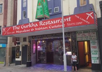 Ganges and Gurkha Restaurant