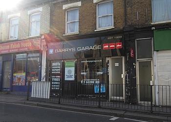 Barry's Garage