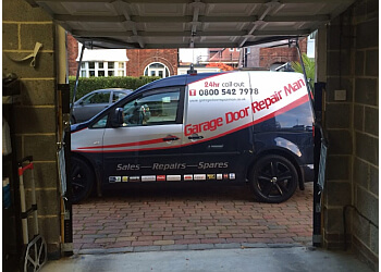 Garage Door Repair Man