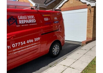 Garage Doors Repaired Ltd.