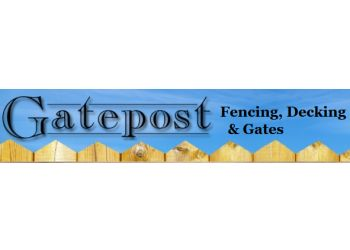 Gatepost - Fencing & Decking Services