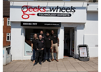 Geeks On Wheels Technology Experts LTD