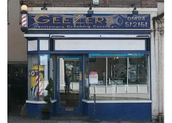 Geezers Barbers Shop