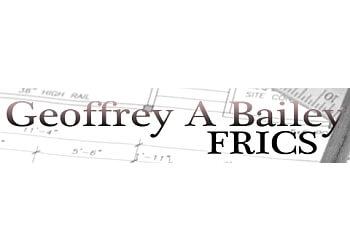 Geoffrey A Bailey FRICS