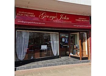 George John Funeral Directors Limited