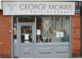 George Morris physiotherapy